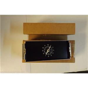 MAYCOR  MAYTAG STOVE 7602P092-60 CLOCK  NEW IN BOX
