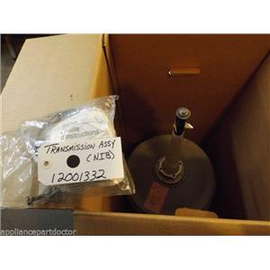 Maytag Whirlpool Washer  12001332  Transmission Assy  NEW IN BOX