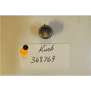 Whirlpool  Washer 368769   Knob used part