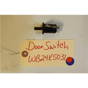 KENMORE STOVE WB24K5031 Door Switch   USED PART