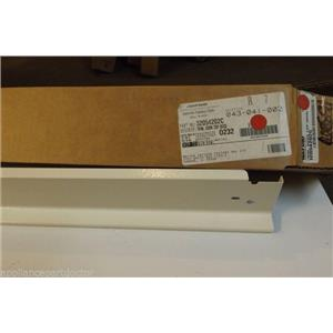 WHIRLPOOL AMANA STOVE 32054202C TRIM- DOOR BSQ. NEW IN BOX