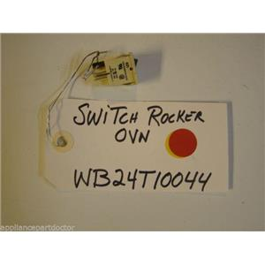 GE STOVE WB24T10044  Switch Rocker Ovn  used