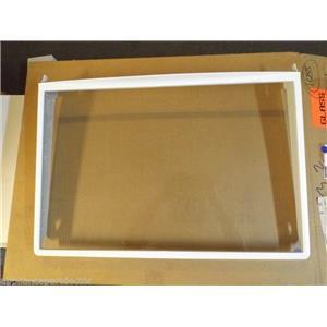 AMANA REFRIGERATOR R0130876 Shelf,glass(18 Cu Ft Tm)    NEW IN BOX