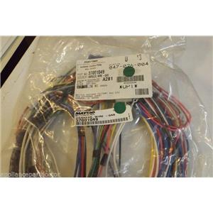 Maytag 37001049 Harness, Wire -gas   NEW IN BOX