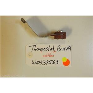 KITCHENAID  DISHWASHER W10339563 Thermostat bracket    NEW W/O BOX