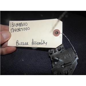 SEARS KENMORE ELECTRIC DRYER 131048300 134087000 BUZZER USED PART ASSEMBLY