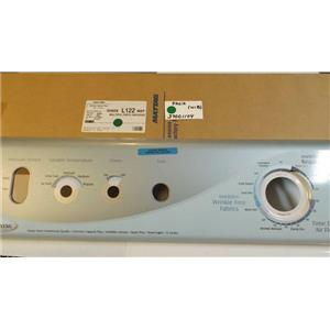 MAYTAG DRYER 37001104 Facia NEW IN BOX