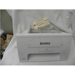 SEARS KENMORE FRONT LOAD WASHER 131691250 DETERGENT BLEACH FABRIC SOFTNER DISP.