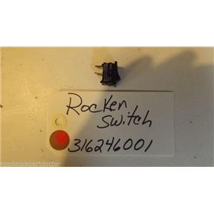 KENMORE  OVEN  316246001  rocker switch  used part