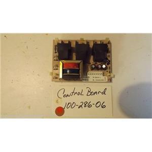 AMANA  STOVE 10028606 100-286-06 control board used part