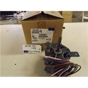 Amana Air Conditioner  C6114707Q  Motor Fan  NEW IN BOX