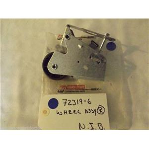 MAYTAG REFRIGERATOR 72319-6 Wheel Assy.(r)   NEW IN BOX