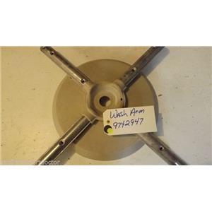 KITCHENAID DISHWASHER 9742947 Wash Arm  used part