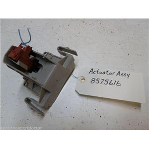 MAYTAG DISHWASHER 8575616 ACTUATOR USED PART ASSEMBLY