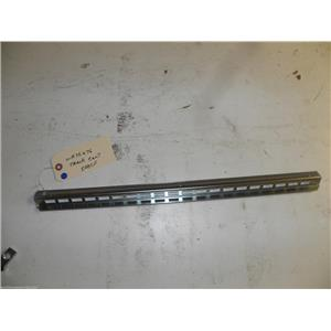GE REFRIGERATOR WR72X76 TRACK CANT SHELF USED PART ASSEMBLY