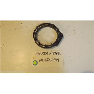 GE DISHWASHER WD12X10419 Adaptor Filter used part