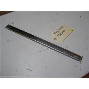 WHIRLPOOL DISHWASHER 3385089 3379941 DISHRACK TRACK USED PART ASSEMBLY
