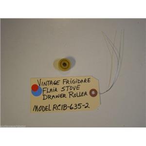 Model RCIB-635-2 Vintage Frigidaire Flair Stove Drawer Roller  used