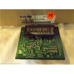 MAYTAG/AMANA MICROWAVE 53001756 Board, Control (pcb)  NEW IN BOX
