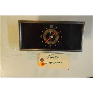 HOTPOINT Stove WB19X149 Timer    used part