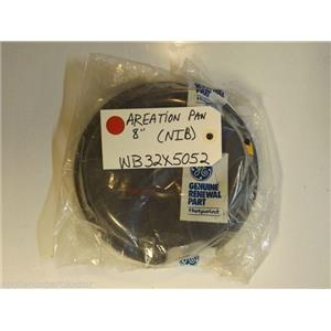 """GE Stove  WB32X5052  AREATION PAN 8""""   NEW IN BOX"""