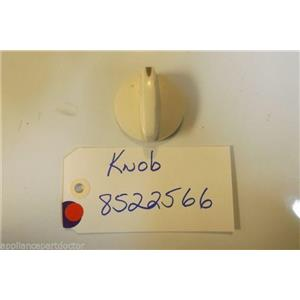 WHIRLPOOL STOVE 8522566 Knob USED PART