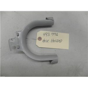 BOSCH NEXXT WASHER 493776 HOSE HOLDER USED PART ASSEMBLY