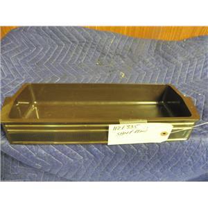 WHIRLPOOL REFRIGERATOR 1121335 SHELF BIN USED PART ASSEMBLY