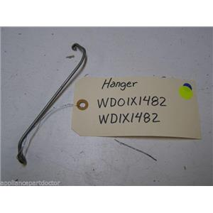 KENMORE DISHWASHER WD01X1482 WD1X1482 HANGER USED PART ASSEMBLY
