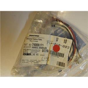 Maytag Gas Stove 74006171  Harness, Sensor/lock  NEW IN BOX