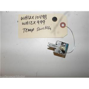 GE WASHER WH12X10498 WH12X999 ROTARY TEMP SWITCH USED PART ASSEMBLY
