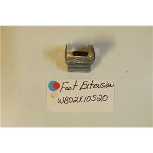 HOTPOINT Stove  WB02X10520 Foot Extension   USED PART