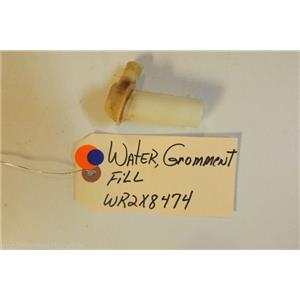 GE Refrigerator WR2X8474   WR02X10841    Grommet Water Fill   used