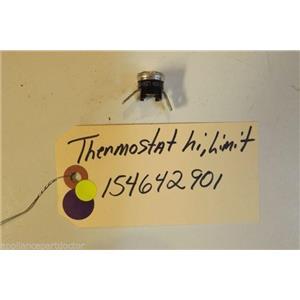 ELECTROLUX DISHWASHER  154642901 Thermostat,hi Limit USED