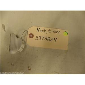 KENMORE DISHWASHER 3373824 KNOB TIMER USED PART ASSEMBLY