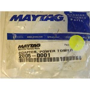 Maytag Magic Chef Dishwasher  2005-0001  Adapter, Power Tower   NEW IN BOX