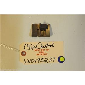 JENN-AIR DISHWASHER W10195237 Clip, Control   NEW W/O BOX