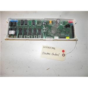 WHIRLPOOL RANGE W10365396 ELECTRIC CONTROL NEW W/O BOX FREE SHIPPING