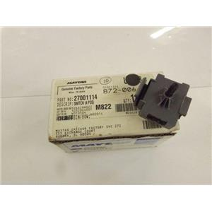 Maytag Crosley Washer  27001114  Switch, Rotary (4 Pos)  NEW IN BOX