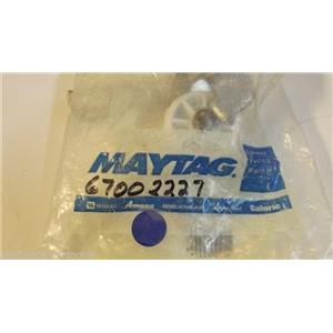 MAYTAG WHIRLPOOL REFRIGERATOR 67002227 Caster   NEW IN BAG