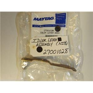 Maytag Amana Washer  27001028  Idler Lever  NEW IN BOX