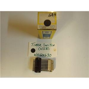 GE Washer  WH12X630  Timer Switch  NEW IN BOX