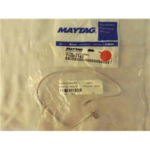 MAYTAG JENN AIR STOVE 71001182 5112P328-60 Y04100125  WIRE, NATURAL   NEW IN BAG