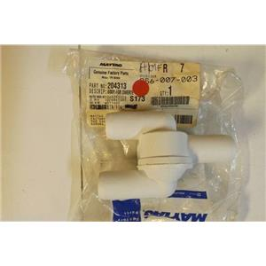 MAYTAG WASHER 204313 BODY FOR DIVERTE  NEW IN BOX
