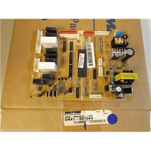 Maytag Samsung Refrigerator  DA41-00104V  Pba Main;a-top  NEW IN BOX