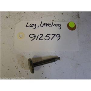 MAYTAG DISHWASHER 912579 Leg, Leveling  USED PART