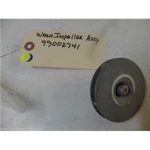 MAYTAG DISHWASHER 99002741 WASH IMPELLER USED PART ASSEMBLY