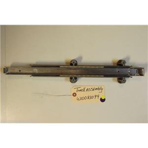 KENMORE DISHWASHER W10083094  Track assembly   used part