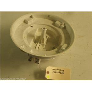 SEARS DISHWASHER 154365902 SUMP HOUSING USED PART ASSEMBLY F/S
