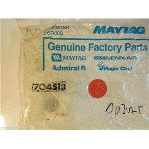 Maytag Jenn Air Gas Stove  704513  Top Burner Valve Switch  NEW IN BOX